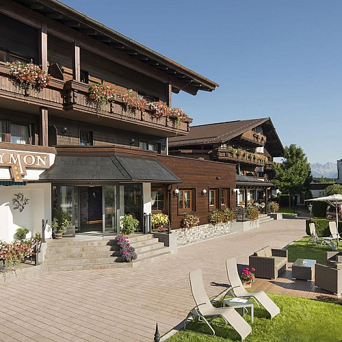 Hotel in Seefeld centre