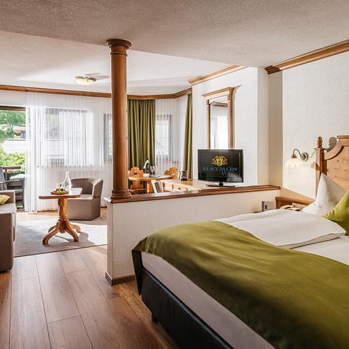 Zimmer Photo - Luxury double room  Karwendel